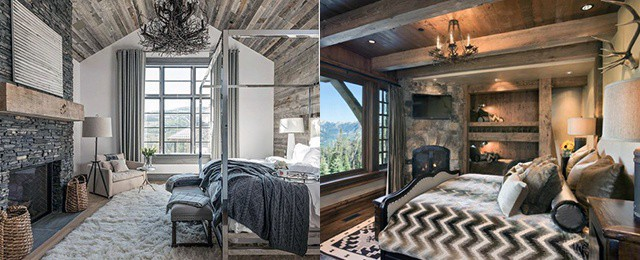Top 40 Best Rustic Bedroom Ideas - Vintage Designs
