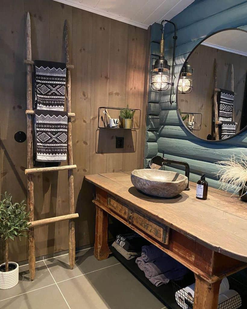 Rustic Cabin Decor Roahytta