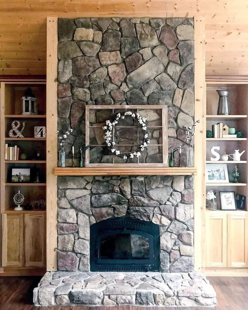 Rustic Cabin Decor Sherwoodhavenco