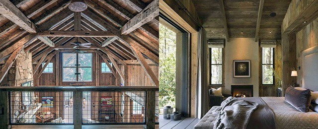 Top 50 Best Rustic Ceiling Ideas – Vintage Interior Designs