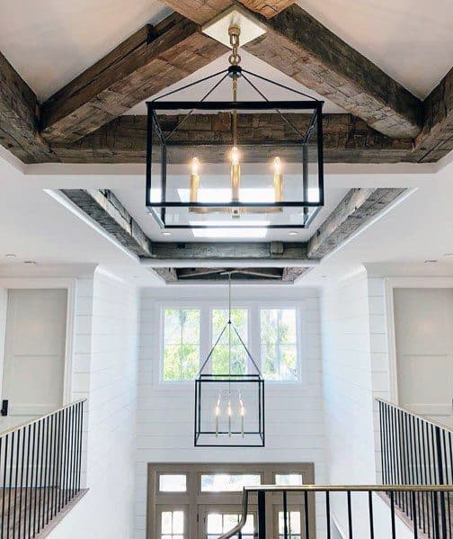 Rustic Chandeliers Unique Foyer Lighting Designs