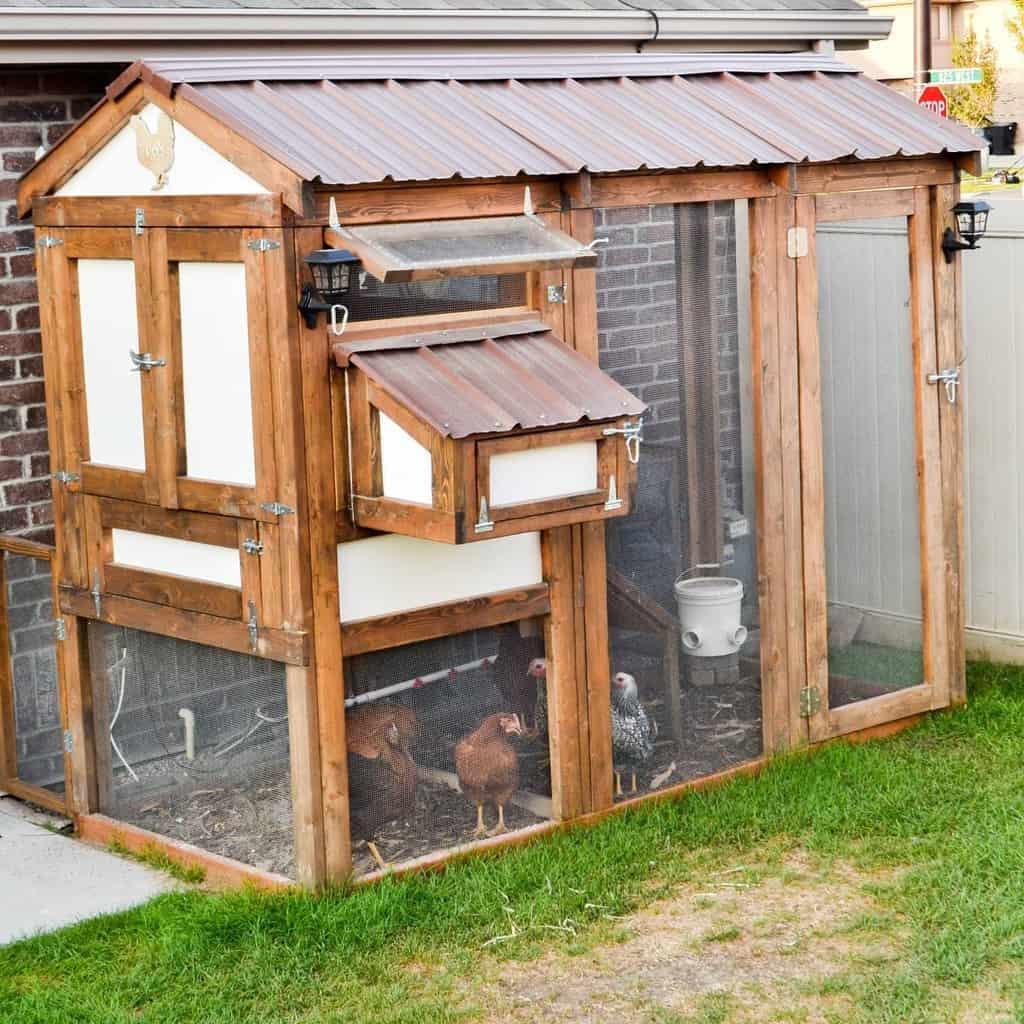rustic chicken coop ideas mimi_desertrose.diy
