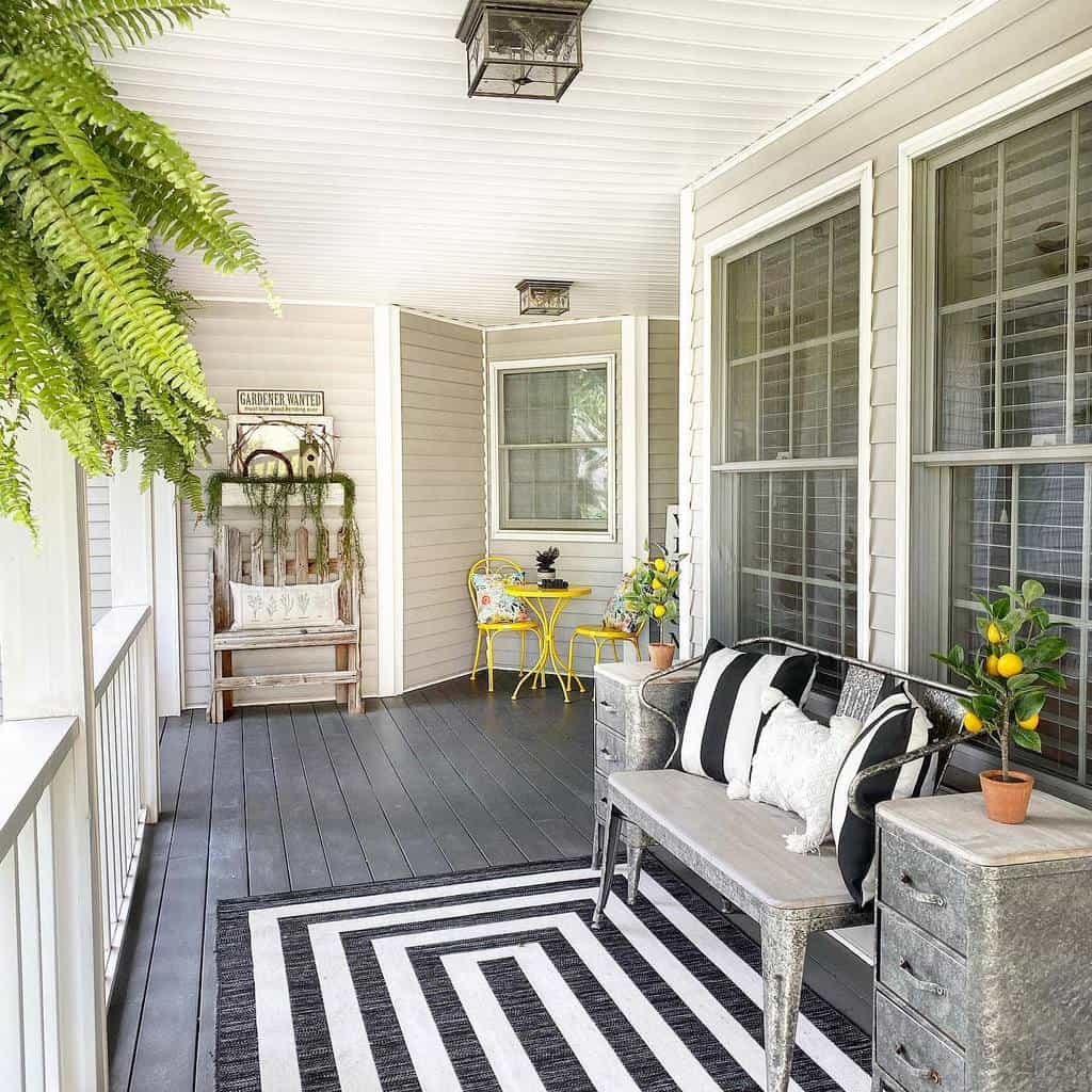 rustic covered patio ideas tranquildreamhome