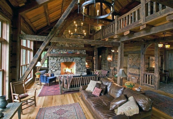 Rustic Decor Ideas For Living Rooms