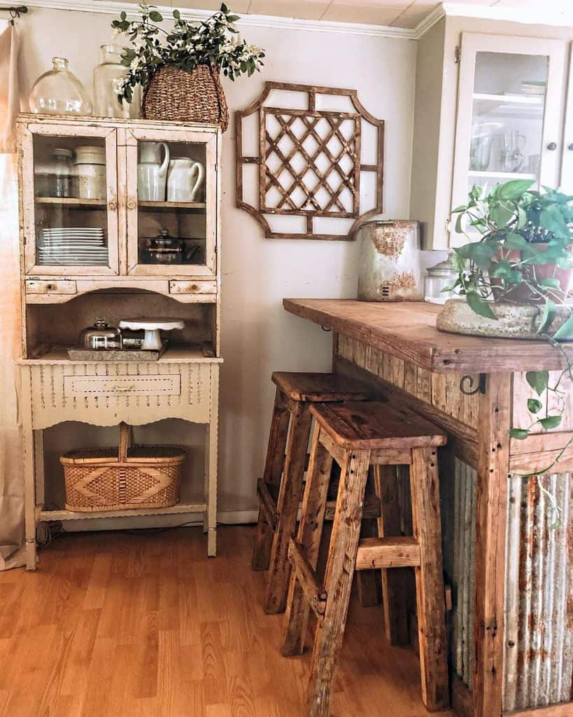 rustic decor kitchen decor ideas whitetailedshack