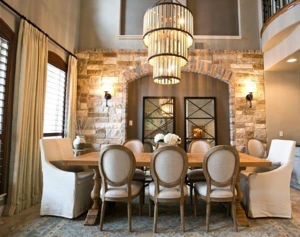 Rustic Dining Room Designs