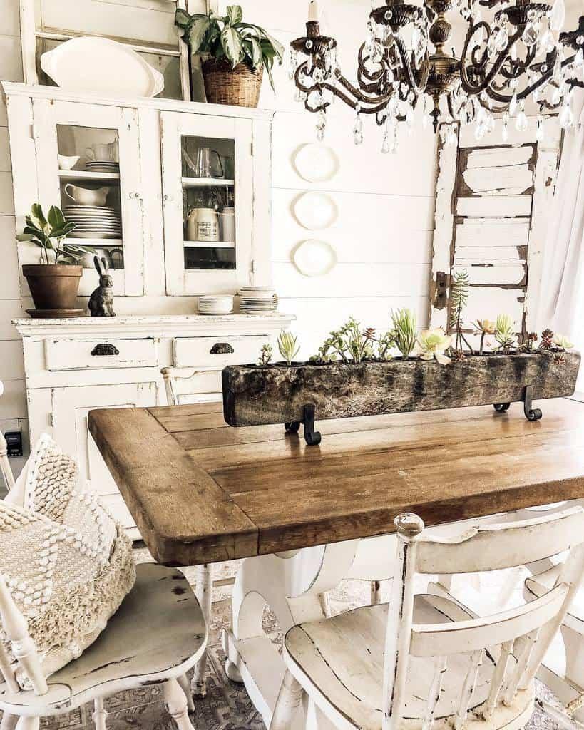 rustic dining room ideas designsbyashleyknie