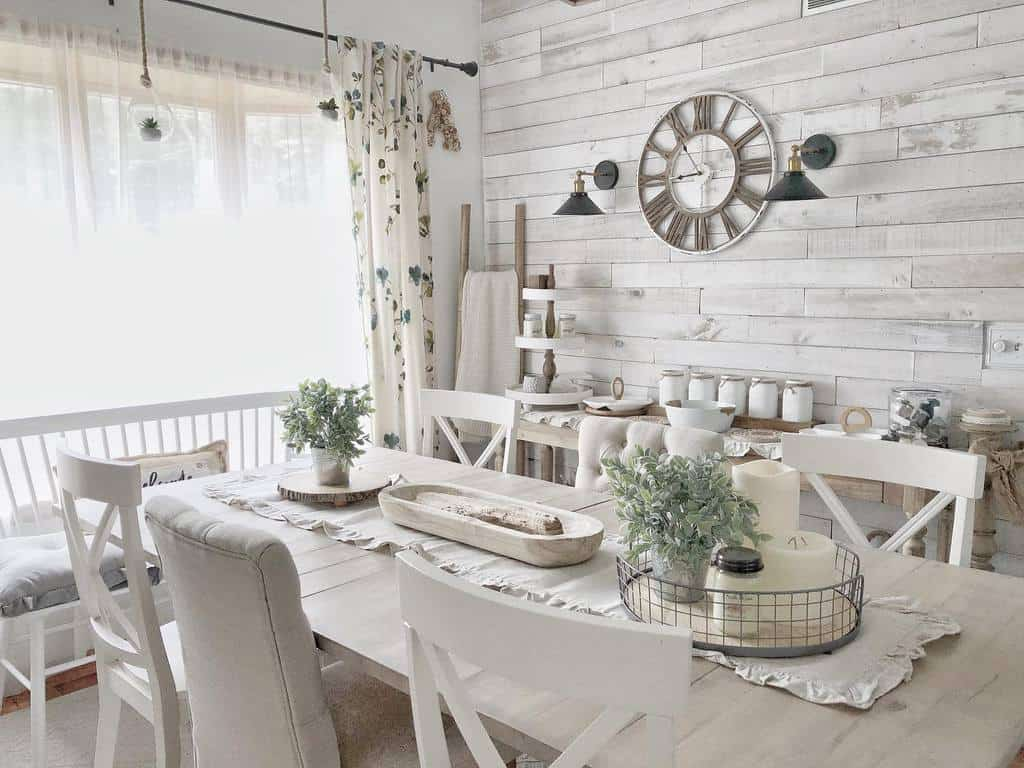rustic dining room wall decor ideas smalltowngirllife