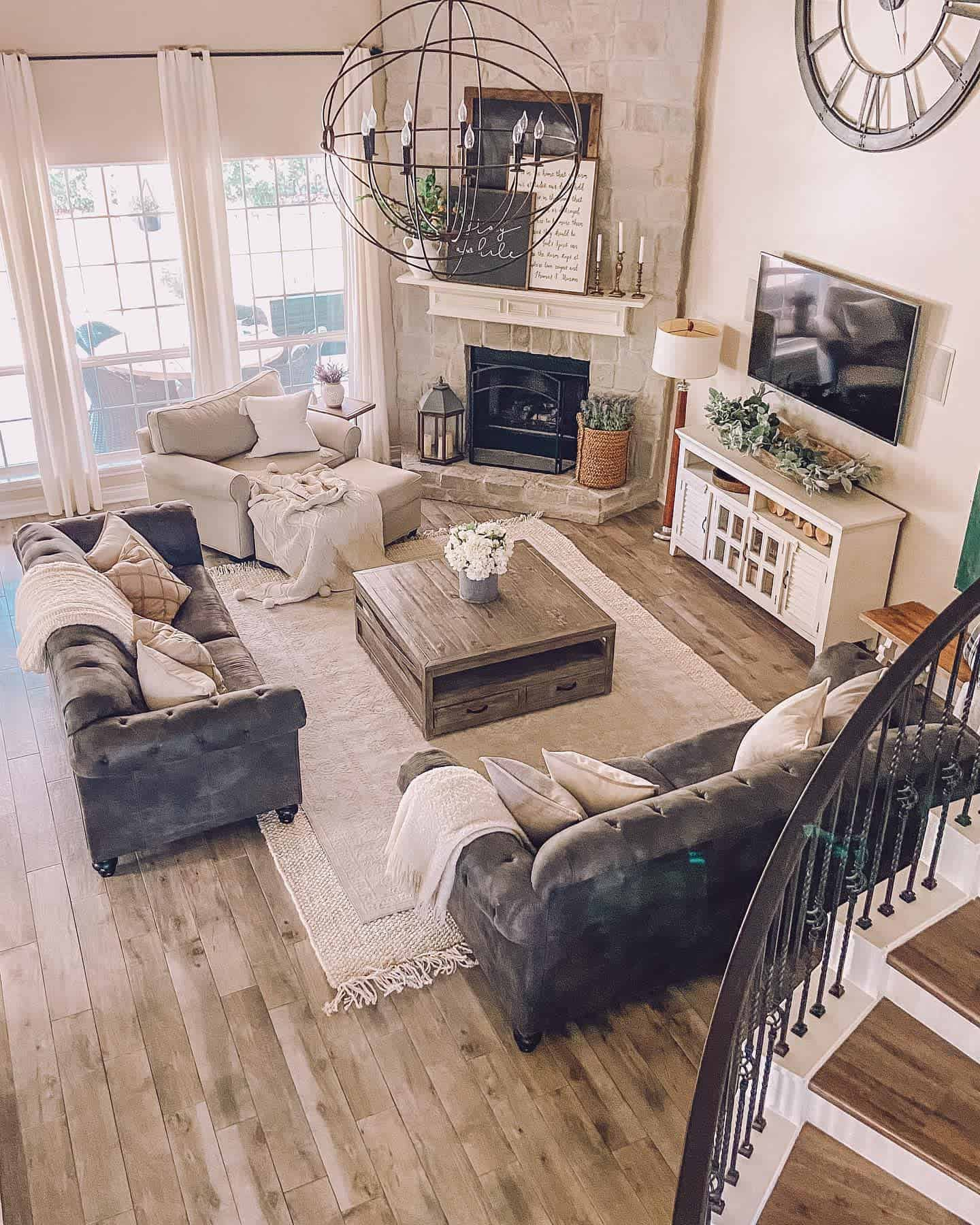 grey couch grey living room ideas