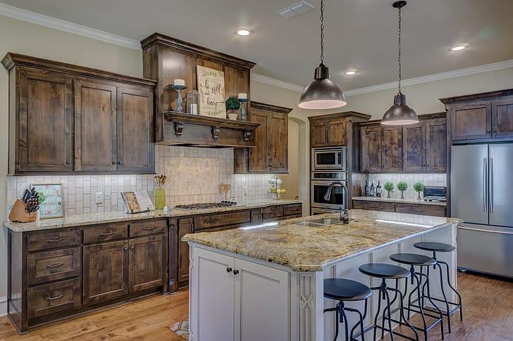 rustic farmhouse kitchen ideas 2