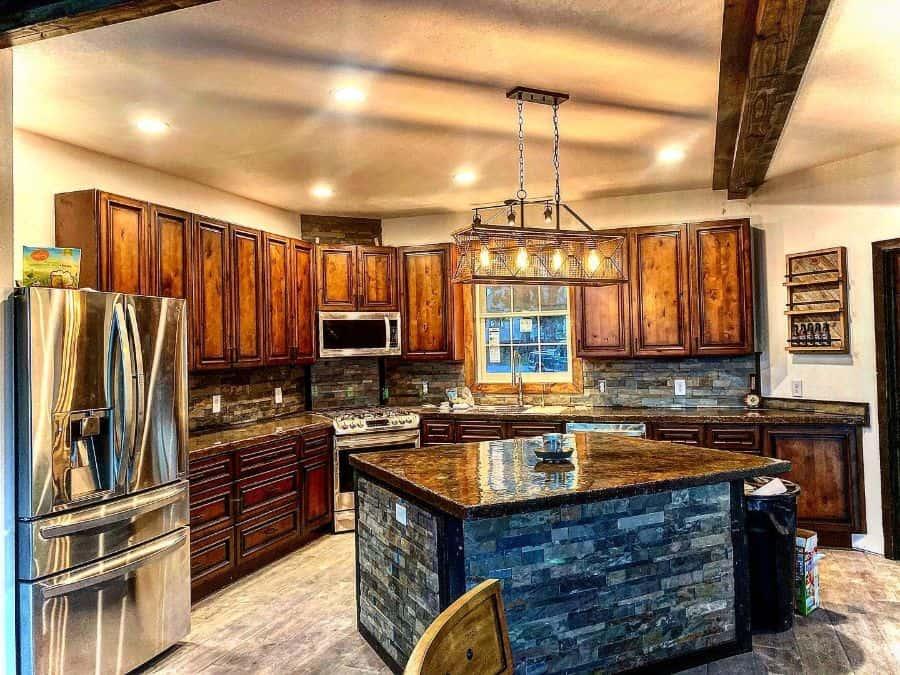 rustic farmhouse kitchen ideas stoneprairieoutfitters