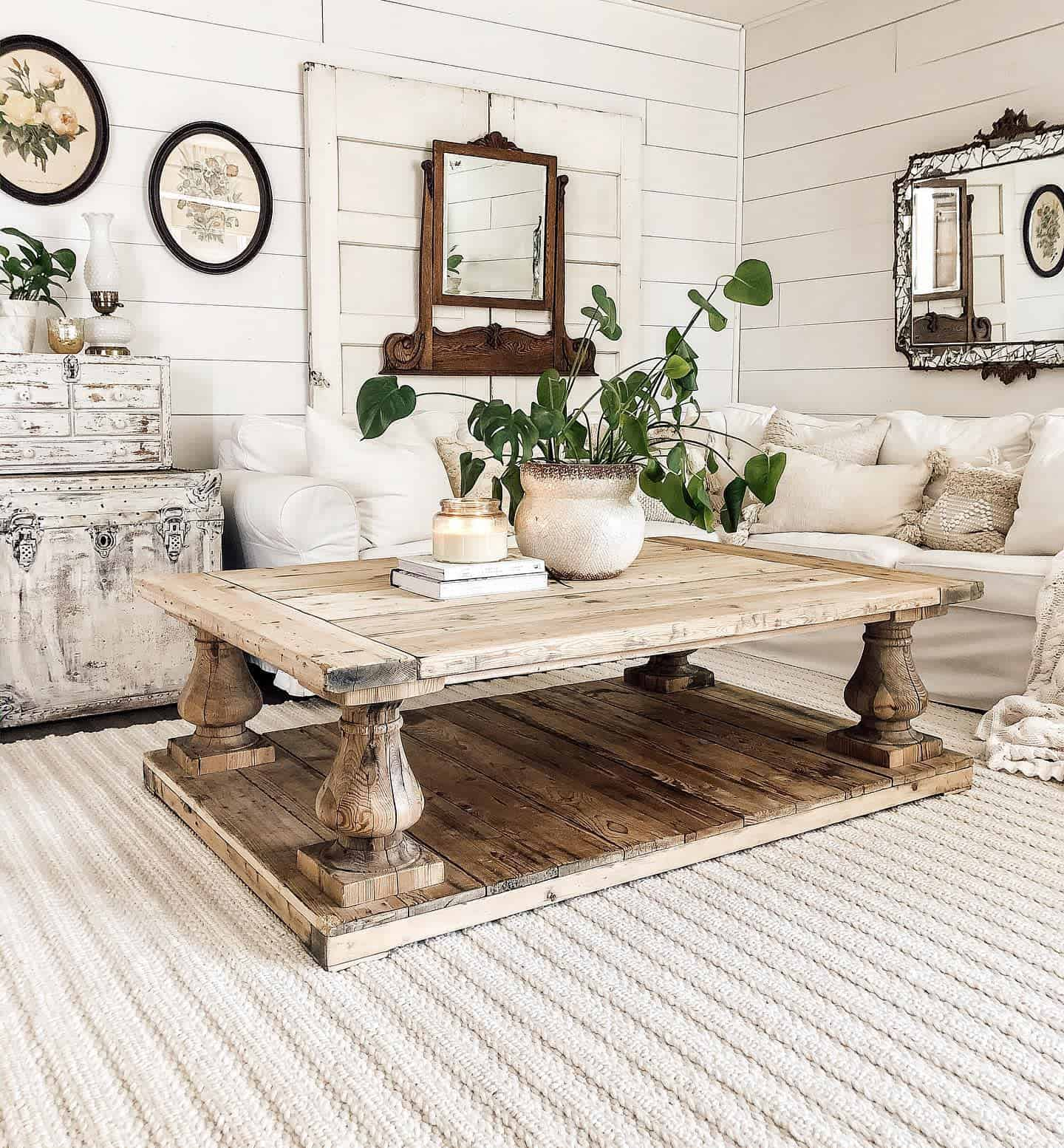 Rustic Furniture Farmhouse Living Room Ideas Designsbyashleyknie
