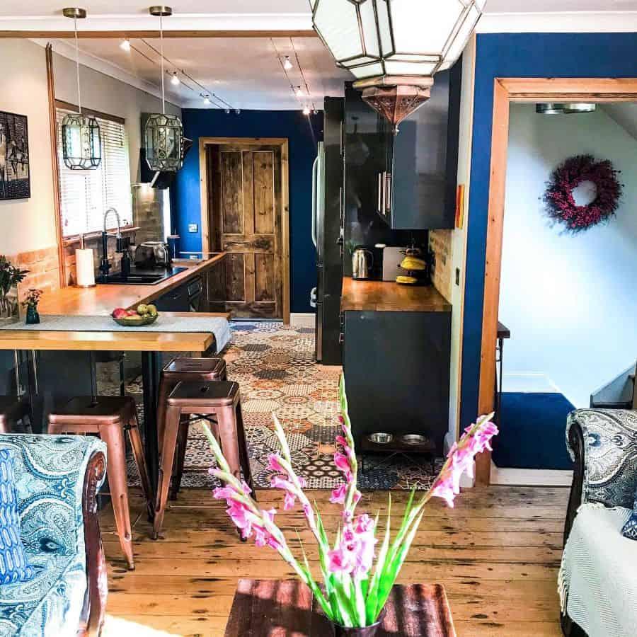 rustic galley kitchen ideas deinteriors_