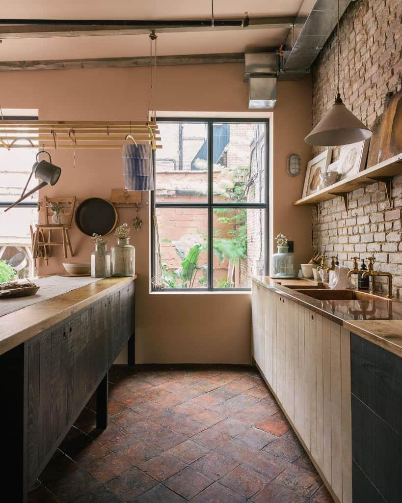 rustic galley kitchen ideas devolkitchens