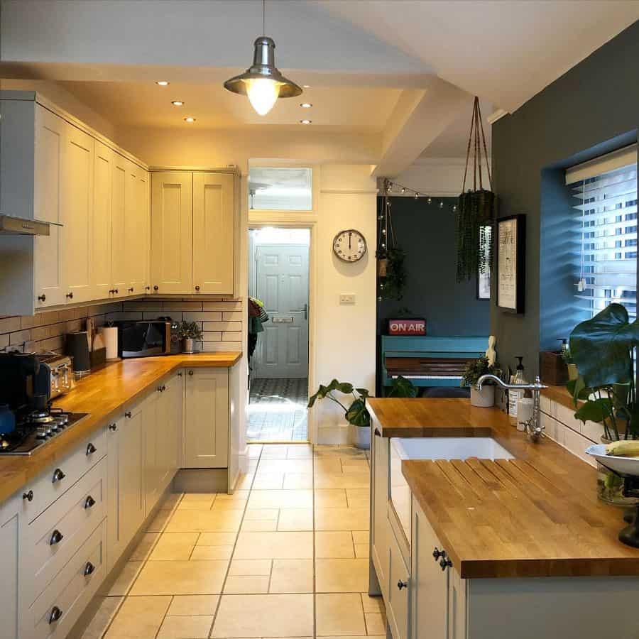 rustic galley kitchen ideas mrsmerrellyeah