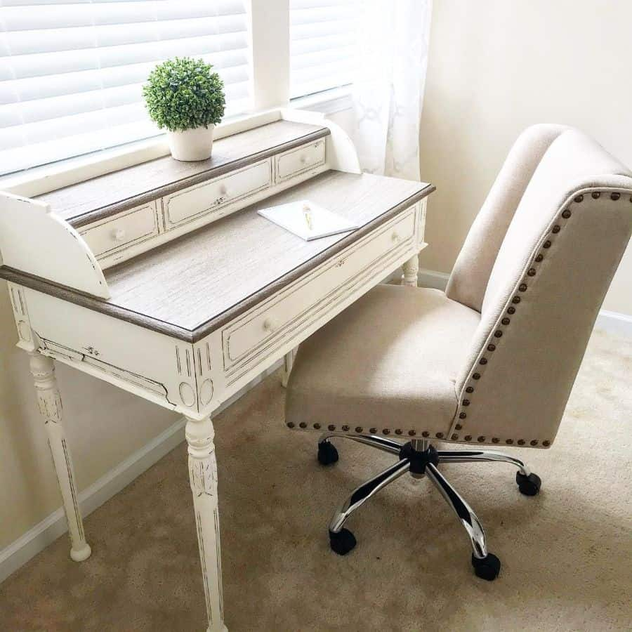 rustic home office desk ideas lifeinspirationsbyangela