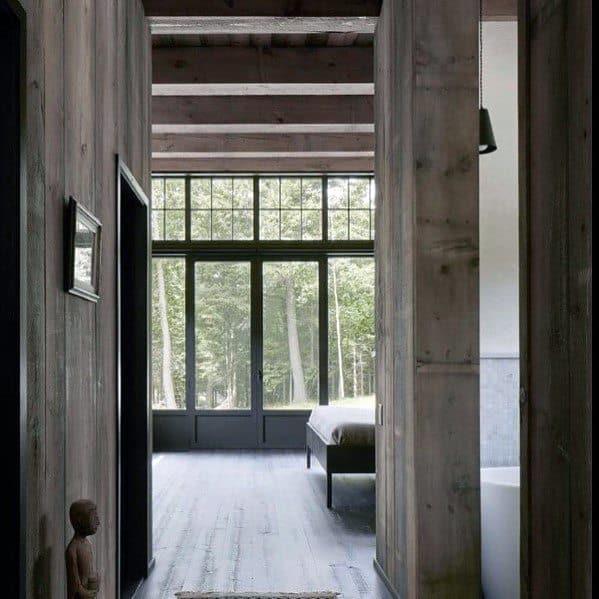 Rustic Impressive Wood Wall Ideas