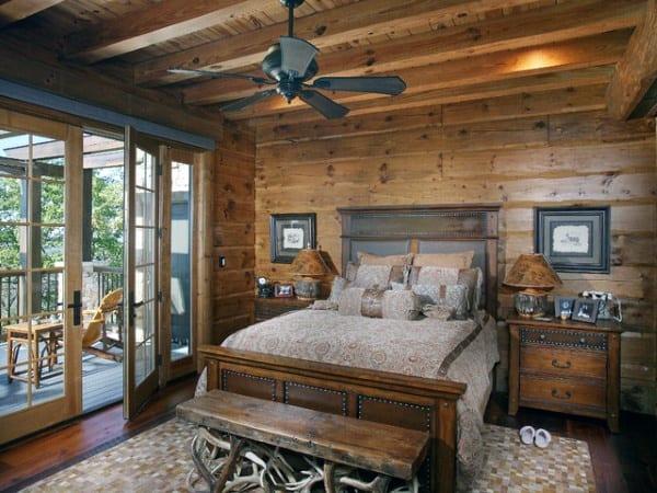 Rustic Interior Ideas For Bedrooms