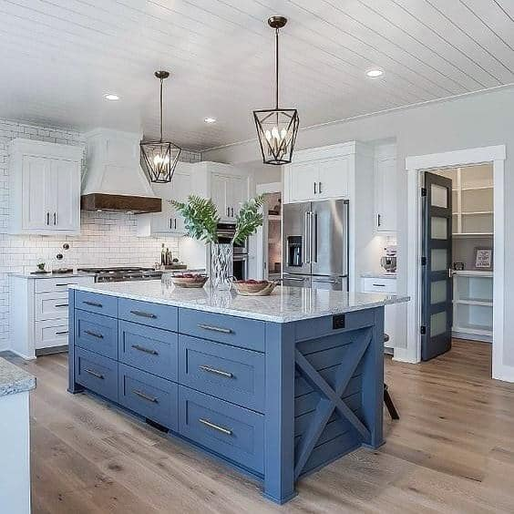 Top 60 Best Rustic Kitchen Ideas