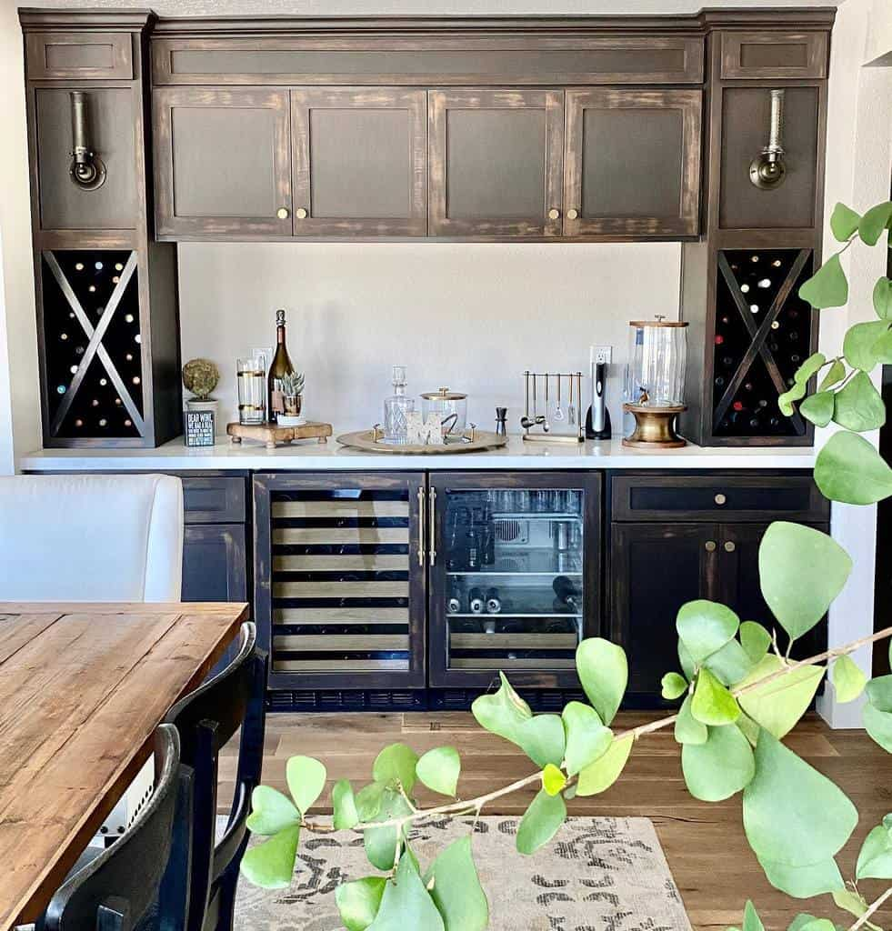 rustic liquor cabinet ideas tp.remodeling