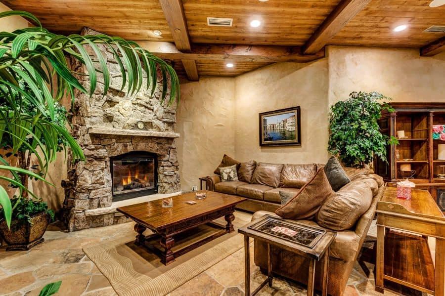 Rustic Living Room Decorating Ideas 5