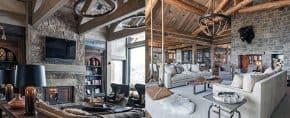 Top 60 Best Rustic Living Room Ideas – Vintage Interior Designs