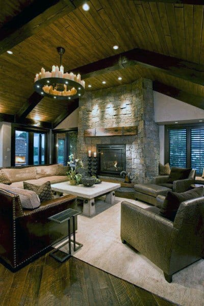 Rustic Living Room Paint Colors