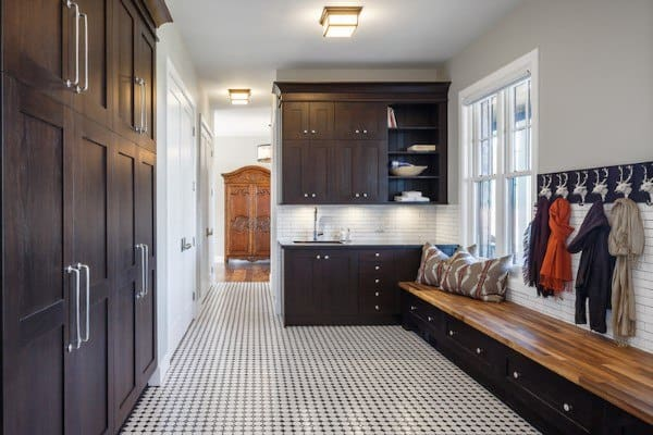Rustic Mudroom Ideas