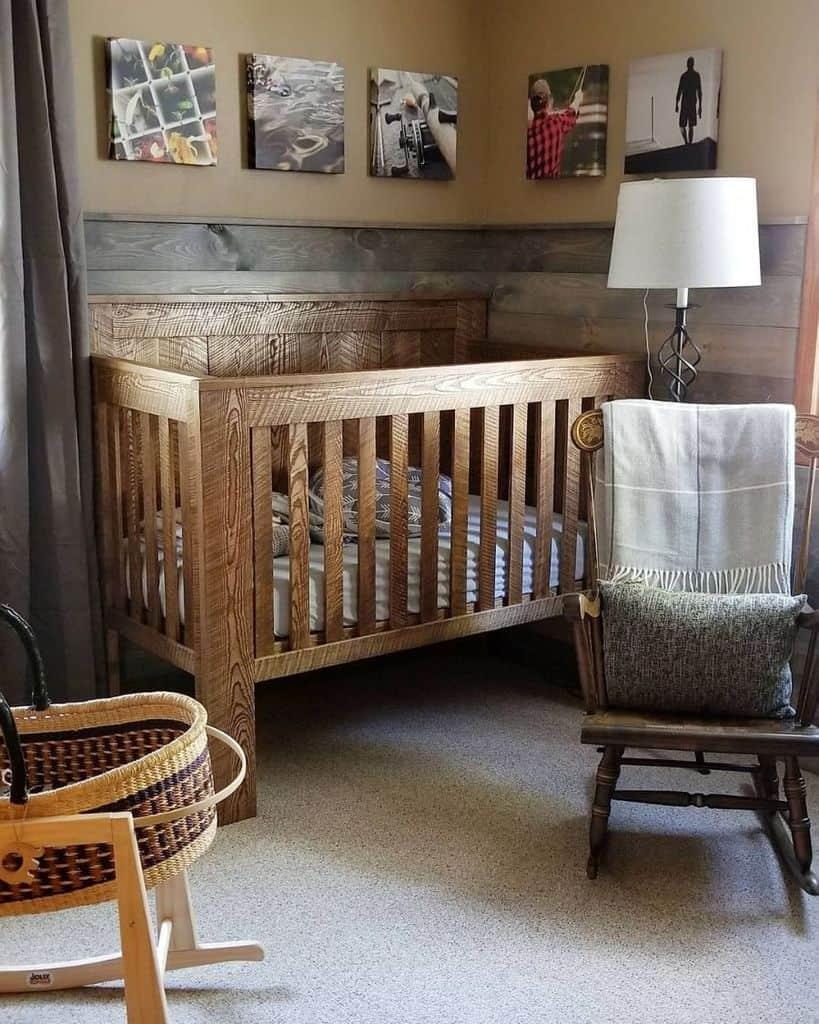 Rustic Nursery Ideas Feelingmn17