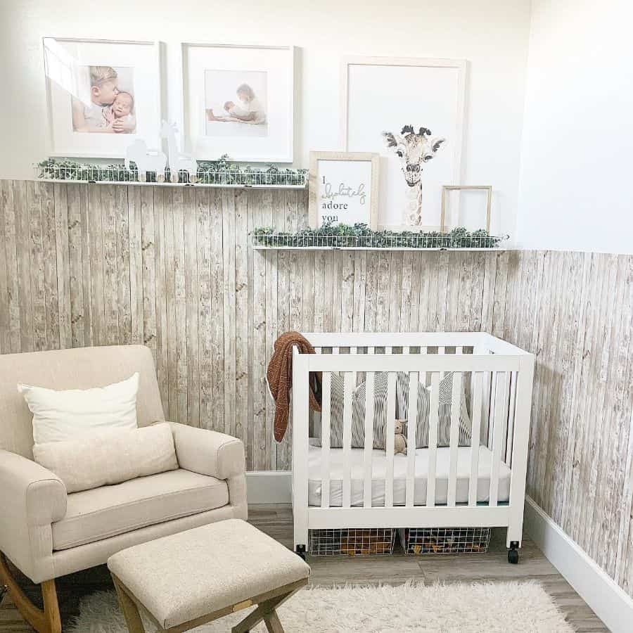 Rustic Nursery Ideas Growing.house.and.home