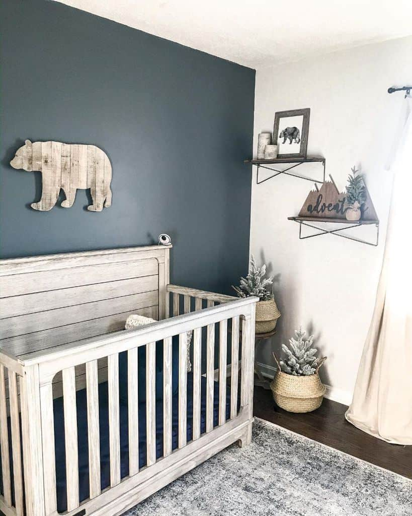 Rustic Nursery Ideas Mysimple.home