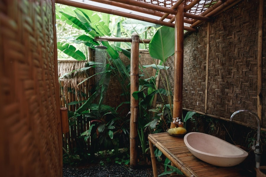 Outdoor Showers Design Inspiration