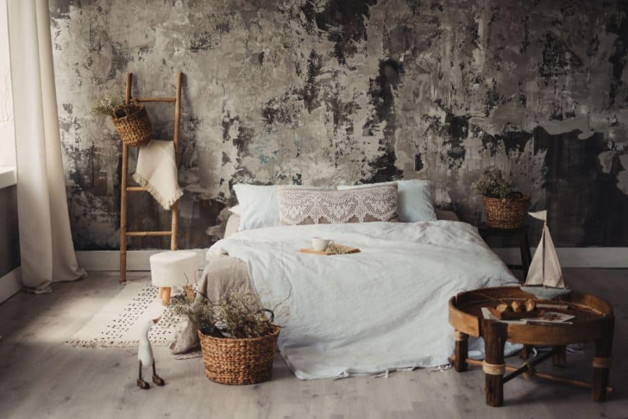 rustic romantic bedroom ideas 2
