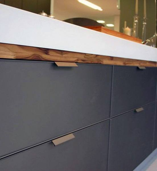 Rustic Tab Kitchen Cabinet Hardware Interior Design