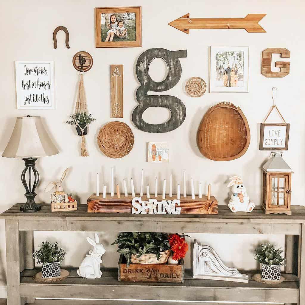 rustic wall shelf ideas alittle_bitof_alldecor