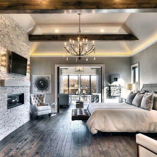 Rusttic Themed Bedroom Ideas