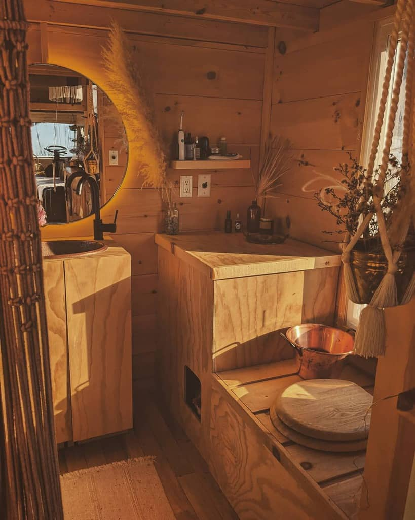 Rv Yatch Tiny House Bathroom Small Bathroom Ideas Woollymammothtiny