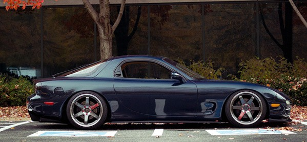 RX7 Sports Coupe