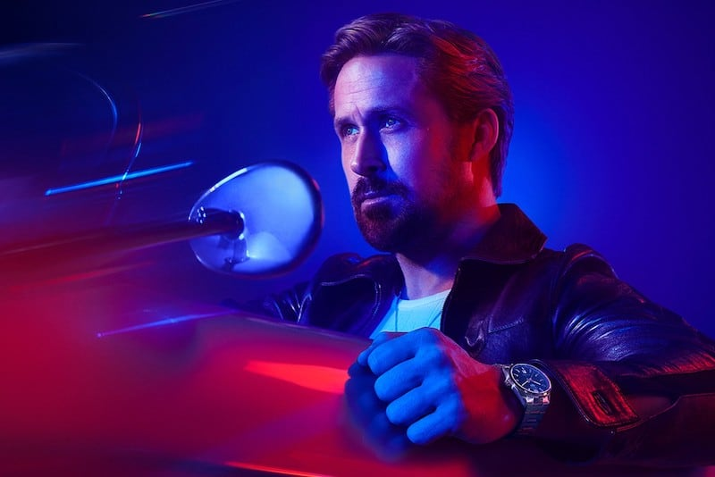 Ryan Gosling is the New Face of TAG Heuer