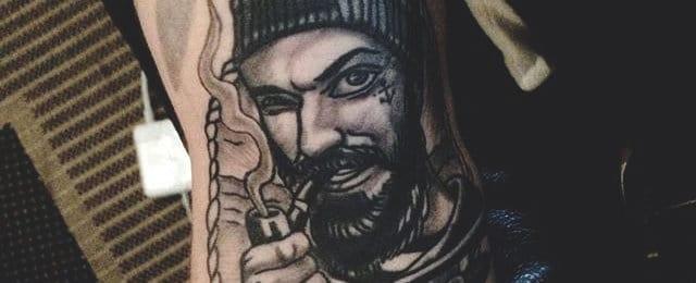 Top 75 Best Sailor Tattoos For Men – Classic Nautical Designs