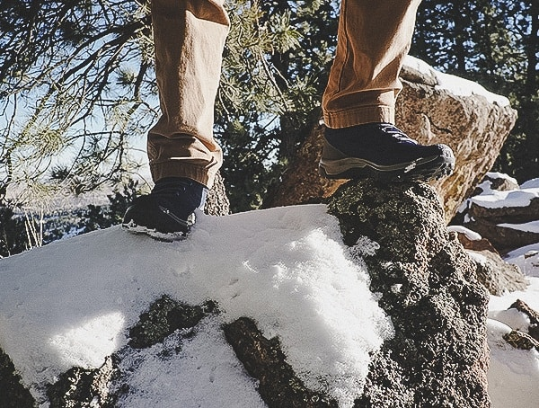 Salomon Outline Mid Gtx Hiking Shoes For Men Review