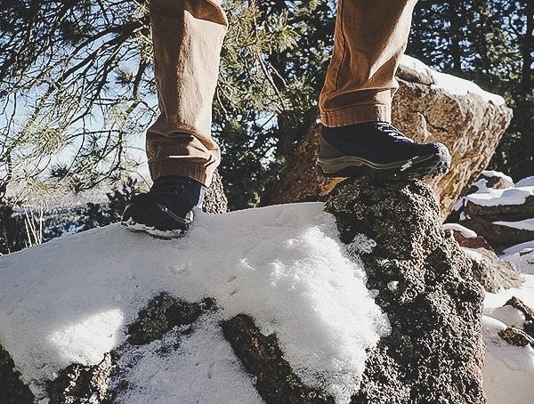 Salomon Outline Mid Gtx Hiking Shoes For Men Review
