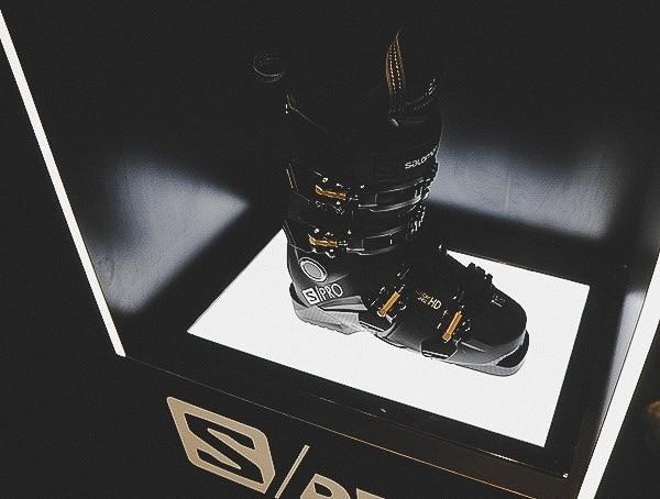 Salomon S Pro Mens Ski Boots