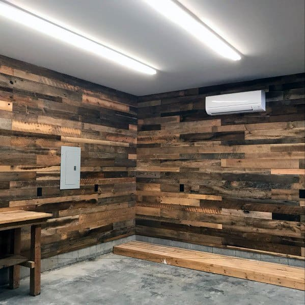 Top best garage wall ideas masculine interior designs