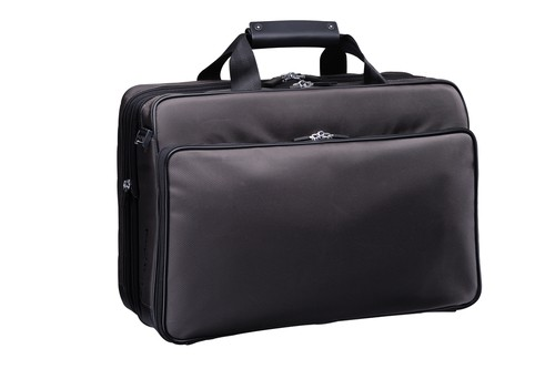 Samsonite Luggage Slim Leather Briefcase For Men