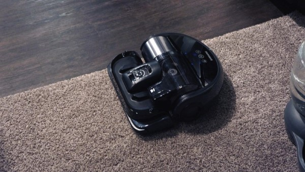 Samsung Powerbot Robot Vacuum Review Vs Dyson Animal
