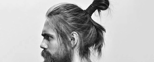 40 Samurai Hairstyles For Men Modern Masculine Man Buns