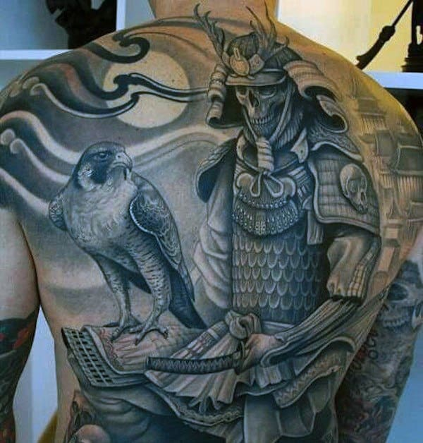 Top 47 Samurai Tattoo Ideas 2020 Inspiration Guide