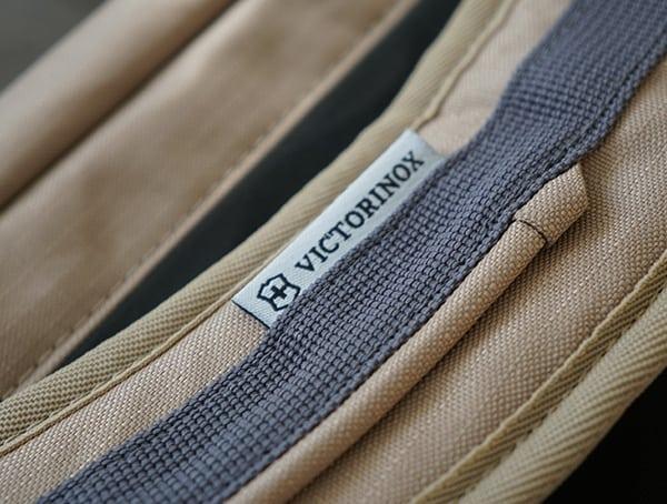 Sand Victorinox Deluxe Rolltop Backpack