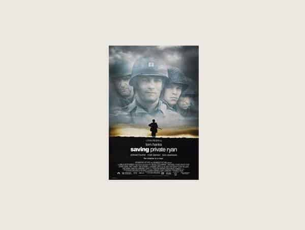 Saving Private Ryan Mens Best War Movies